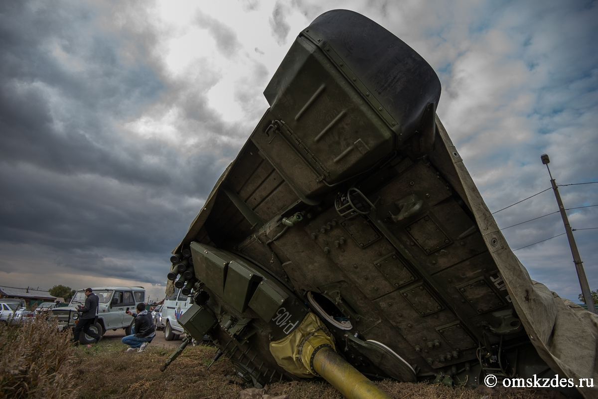 Россия продолжает поставлять военную технику боевикам. Наибольшая активность зафиксирована на ростовско-донецком направлении, - СНБО - Цензор.НЕТ 6300