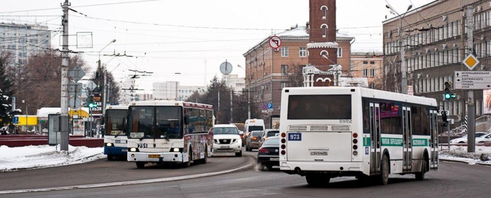Автобус № 125 начнёт ходить до