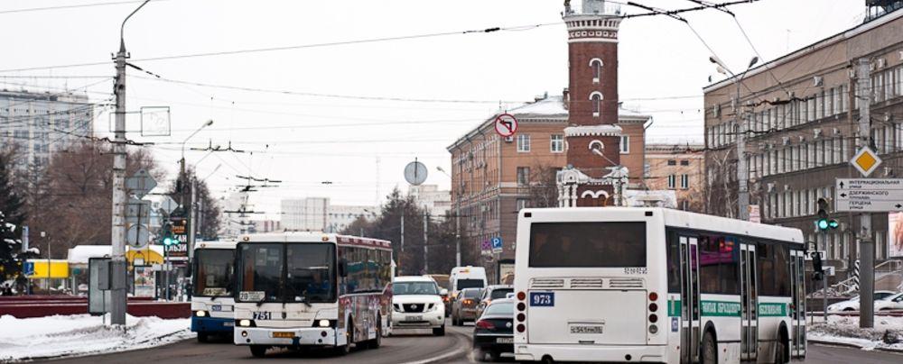 В Омске три автобуса меняют