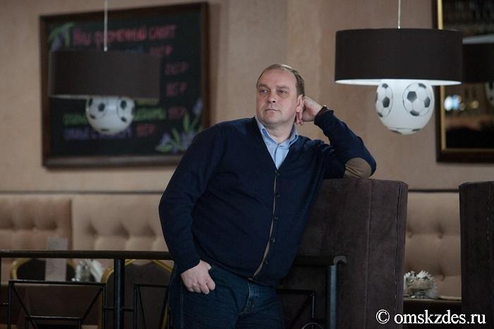 Сергей Юрьевич, с Днём Рождения!