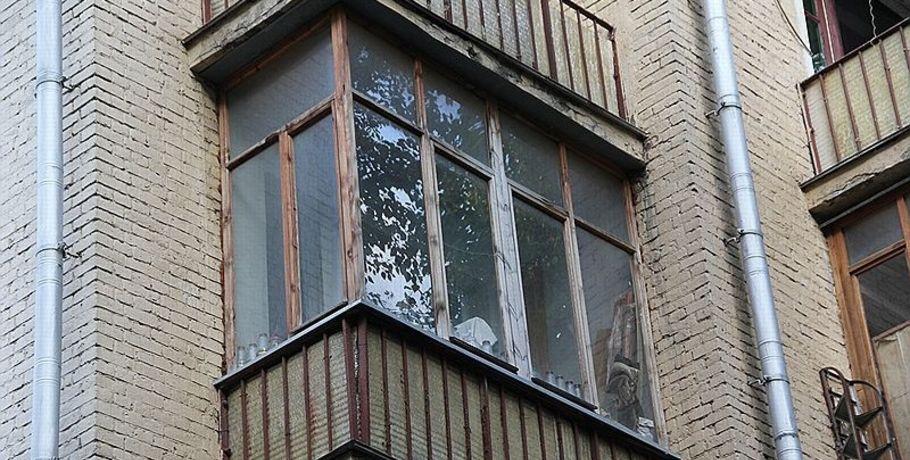 Балконы сталинских домов дизайн.