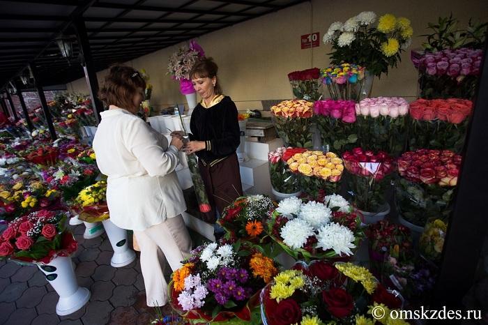 Перед 1сентября вТюмени подскочили цены нацветы