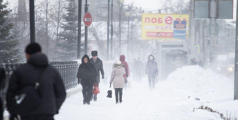 омске фото в погода