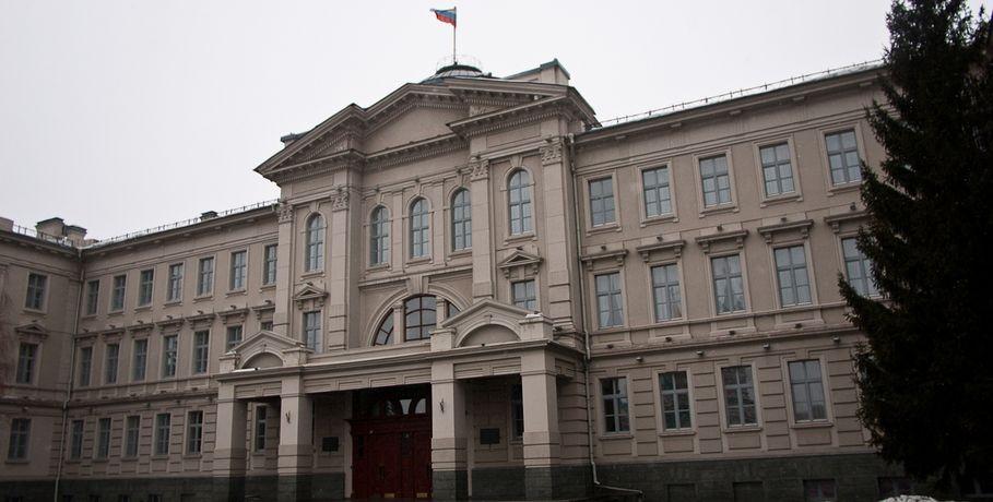 ВОмской области приняли закон оналоге наимущество споправками депутатов