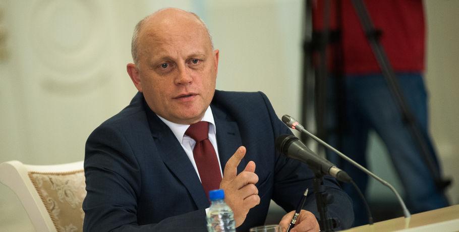 Губернатор запретил главам районов уезжать наНовый год