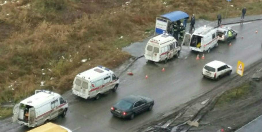 Водителю, сбившему вОмске женщину стремя детьми, угрожает 5 лет тюрьмы