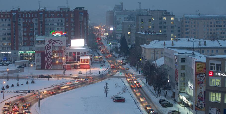 Яндекс.Пробки: Самый длинный затор прошедшей недели отмечен вовторник