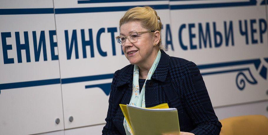Мизулина решила покинуть партию «Справедливая Россия»
