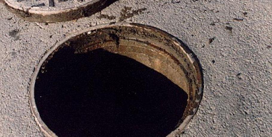 ВОмске 10-летний ребенок  упал воткрытый колодец