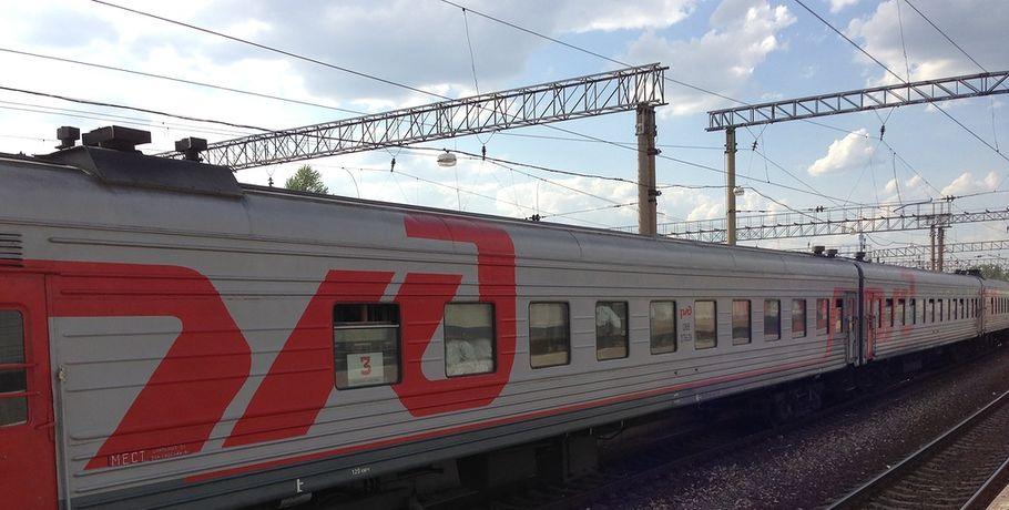 ВКузбассе транспортные полицейские расследовали драку впоезде «Москва-Абакан»