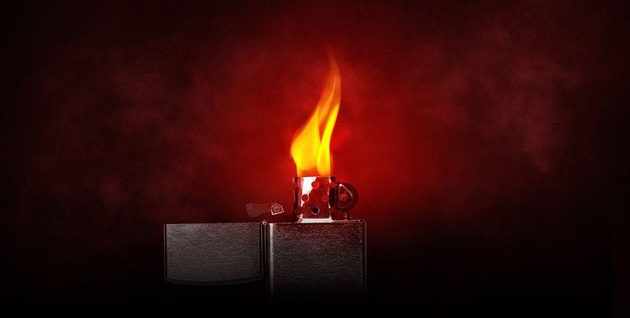 ВОмске мужчина сжёг мать собственной приятельницы