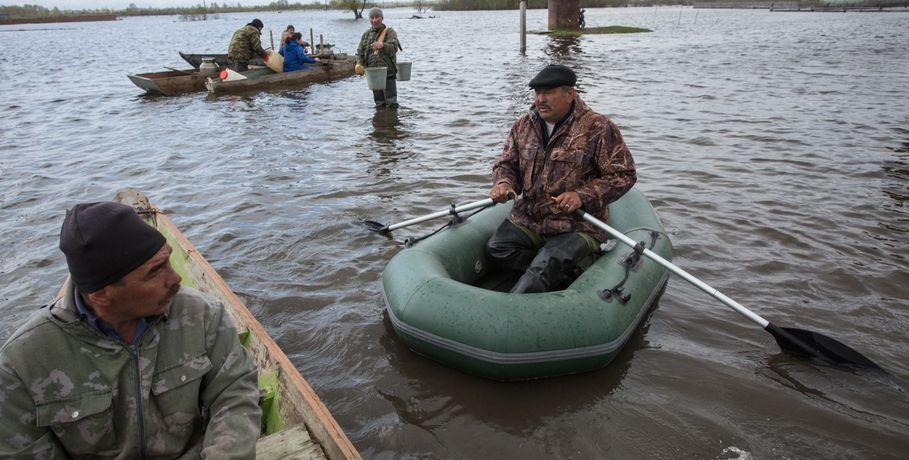 Сезон паводка вполне может стать для Мордовии серьезным испытанием