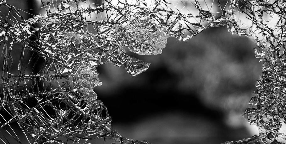 «Нива» протаранила спешившую навызов полицейскую «Газель» вОмске