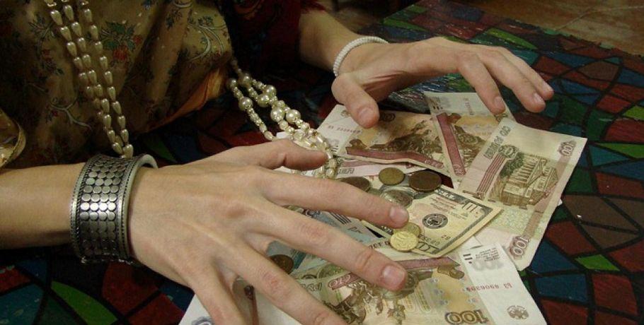 ВОмске две мошенницы сняли сженщины порчу за14 тыс. руб.
