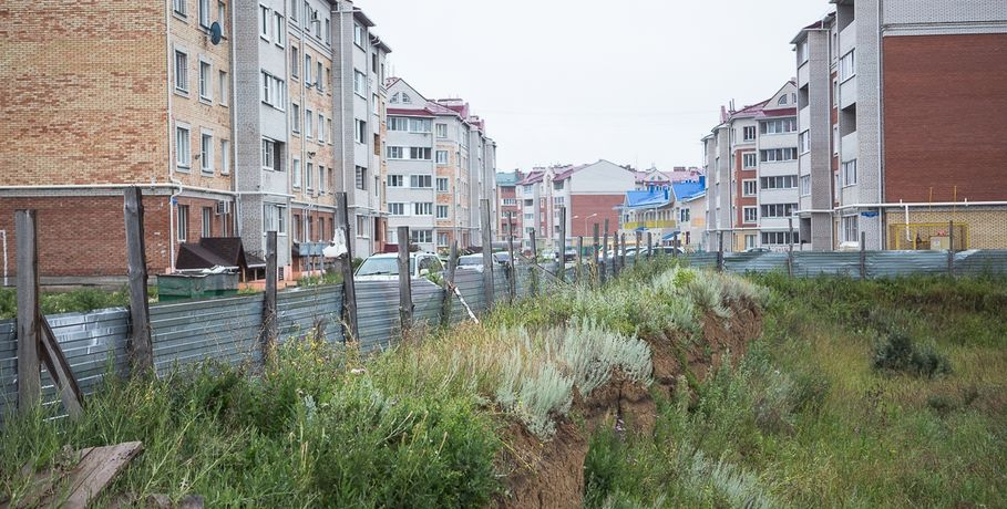 Вомском микрорайоне «Ясная поляна» сдали проблемный дом