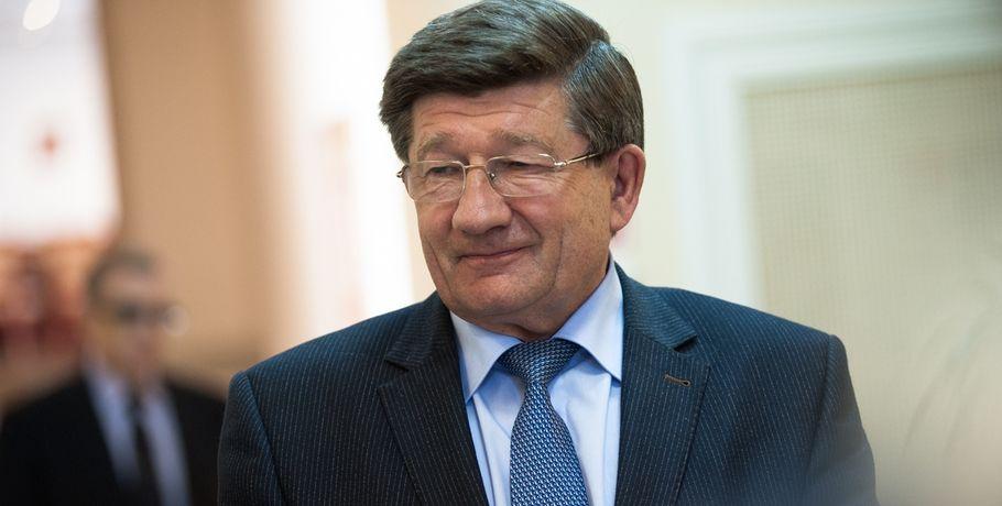 Двораковский может рассчитывать надоплату кпенсии в30 тыс.