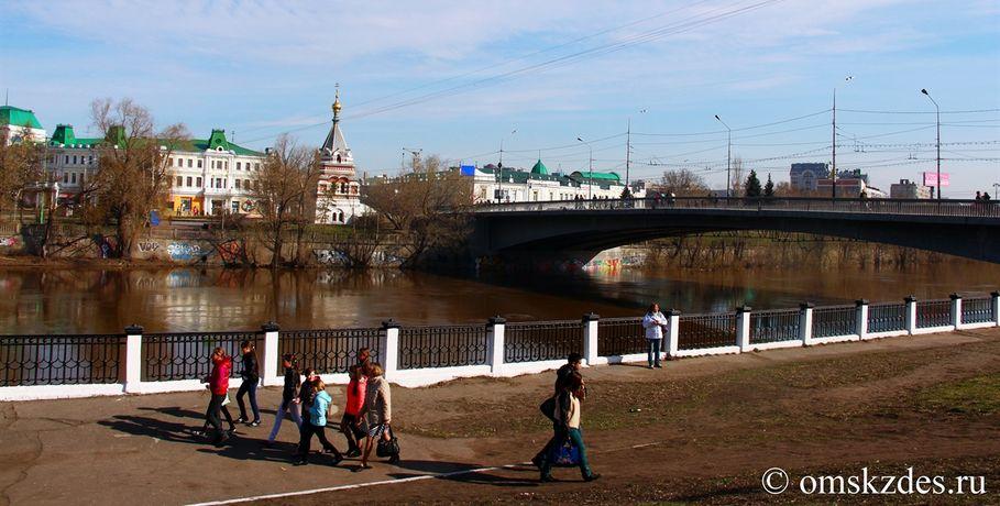 Чинить дороги вОмске начнут после дня Победы