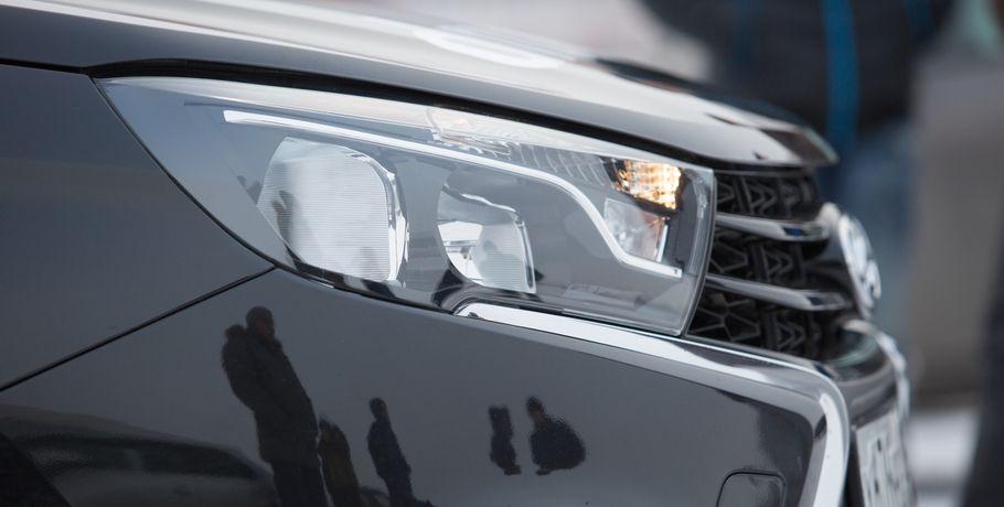 Красноярск иОмск стали аутсайдерами на рынке автомобилей  Российской Федерации