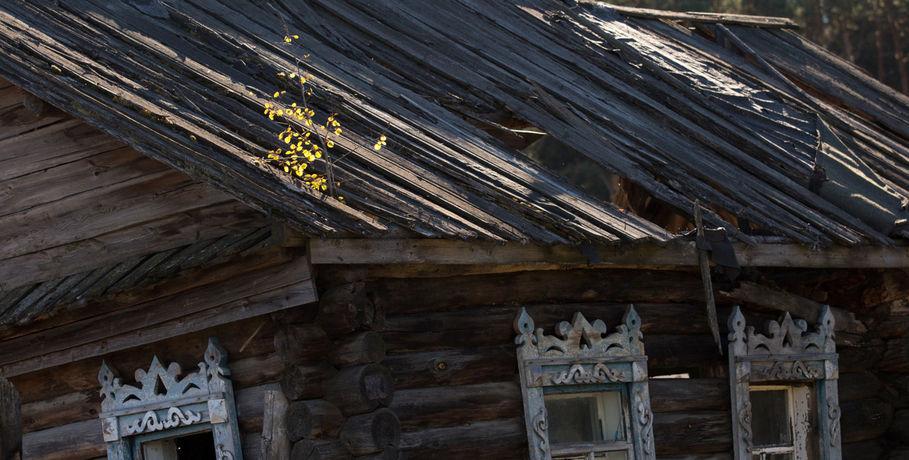 ВОмской области рухнула школьная крыша