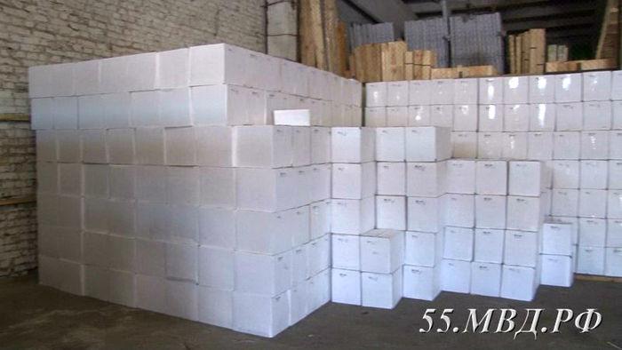 Наскладе уомича отыскали контрафактного алкоголя на5,2 млн