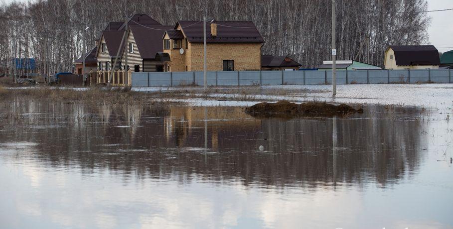 ВОмской области взону подтопления попадают 96 населенных пунктов— Паводок