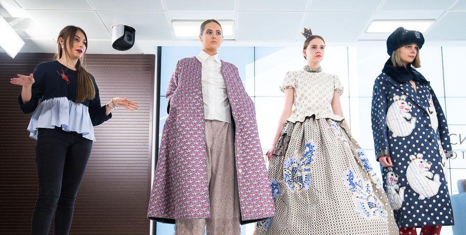 Омский дизайнер представит свою коллекцию одежды наНеделе моды вРиме
