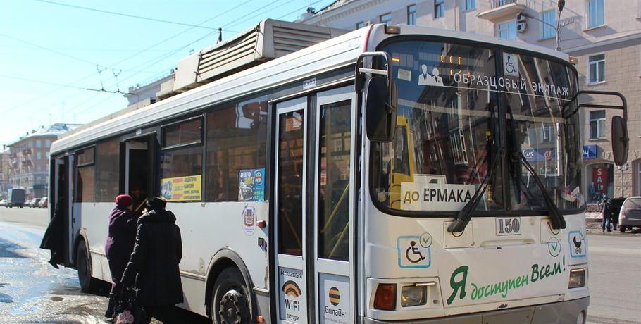 Петербуржцы хотят создать транспортную сеть Омска