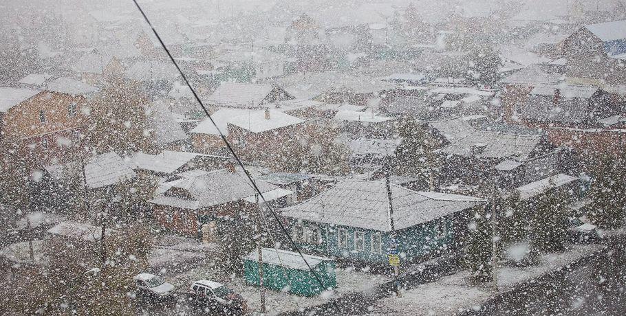 Мэрия сообщила, что изОмска уже вывезли практически весь снег