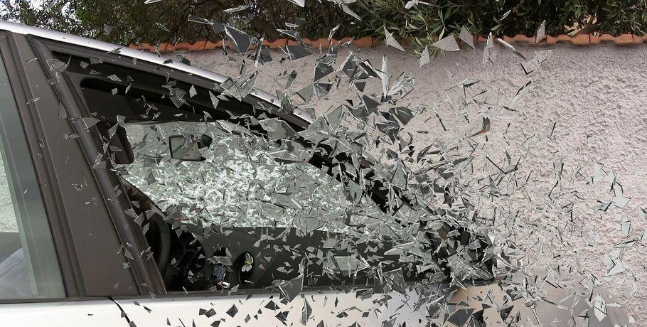 ВОмске шофёр иномарки сбил подростка наостановке