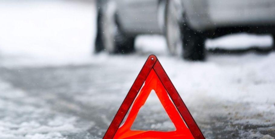 ДТП вОмске: шофёр ВАЗа сбил подростка, перебегавшего дорогу