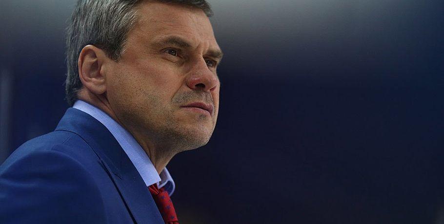 Омский «Авангард» может возглавить прошлый  тренер ЦСКА Дмитрий Квартальнов
