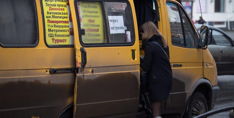 ВОмске проверят незаконных перевозчиков, «переделавших» маршрутки втакси