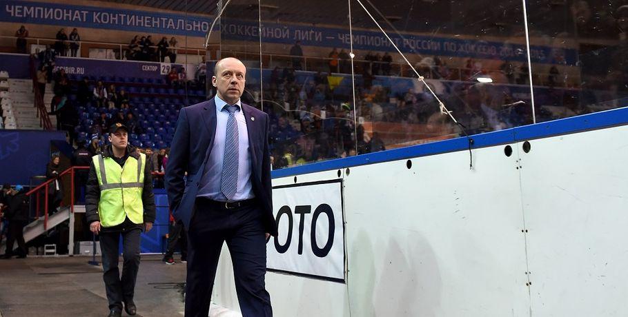 ВОмск прилетел новый тренер «Авангарда» Андрей Скабелка