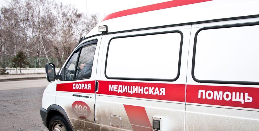 ВОмске больной пытался задушить мед. персонала скорой помощи