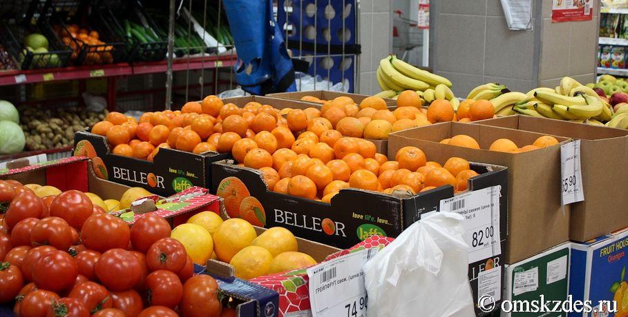 ВОмске подорожали банковские услуги, однако снизились цены напродукты питания
