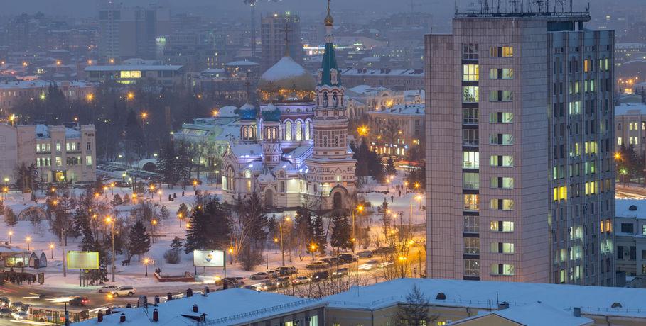 Омск хотят совместить сТомском, Барнаулом иНовосибирском