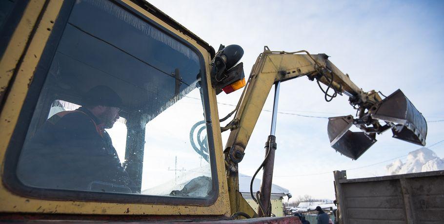 Для уборки омских улиц будут задействованы пылесосы