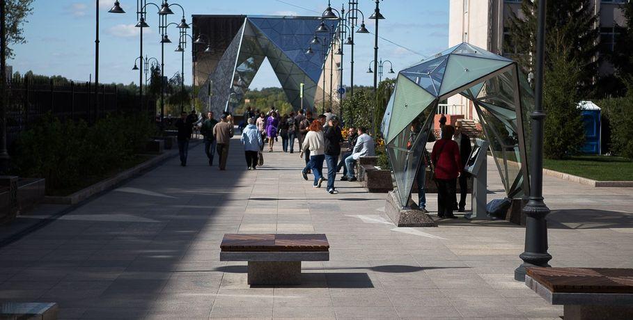 ВОмске начинают работать фонтаны наулице Валиханова