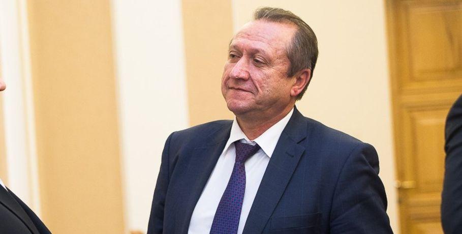 ВОмской области покинул пост очередной министр