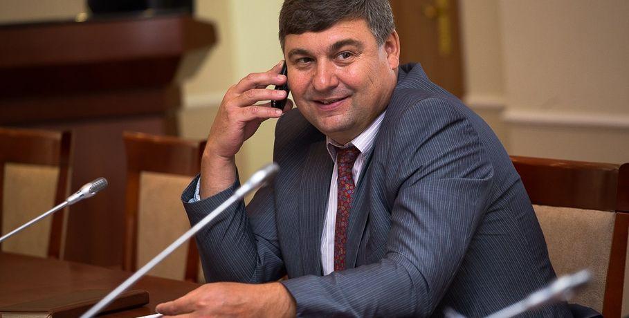 НАЗАРОВ назначил нового министра возведения  Омской области