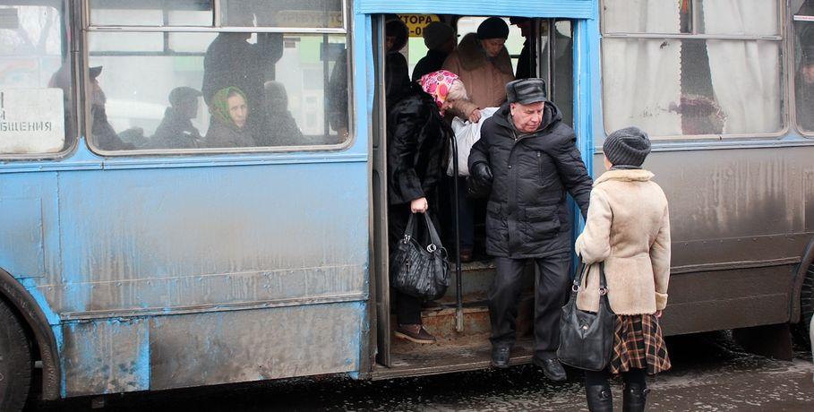 «Кастрированный» 8-й троллейбус завтра вОмске так инезаработает