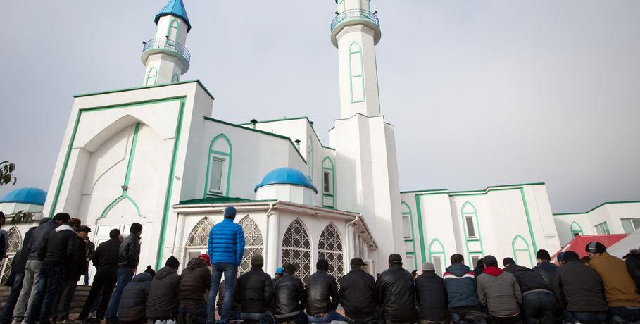 ВОмске перекроют центр города из-за празднования Ураза-Байрама