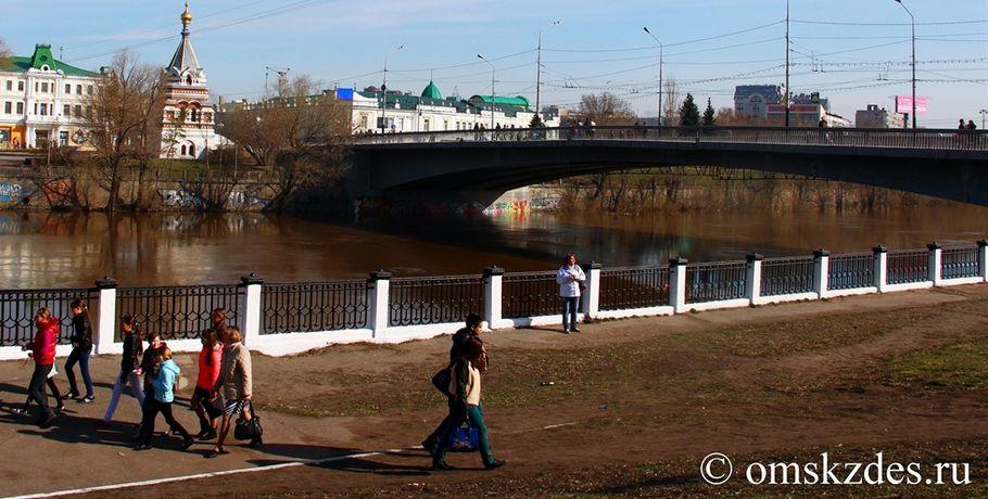 Юбилейный мост вОмске планируют отремонтировать раньше доэтого задуманного срока