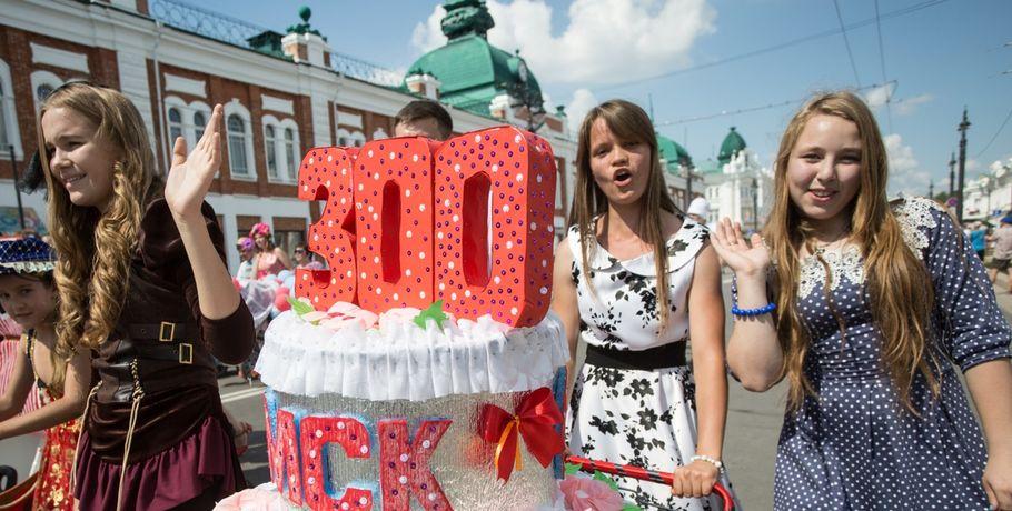 В2015г. вОмске достроят два «юбилейных» объекта