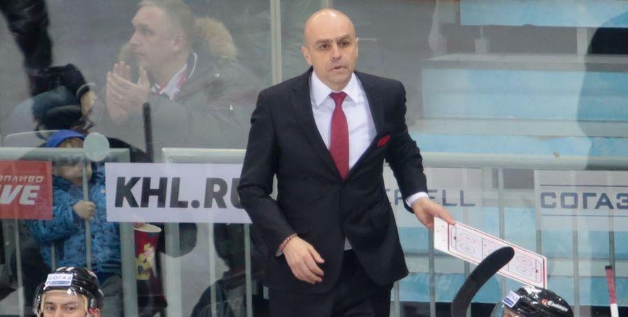 Прежний главный тренер вернулся вклуб «Авангард» на новейшую должность