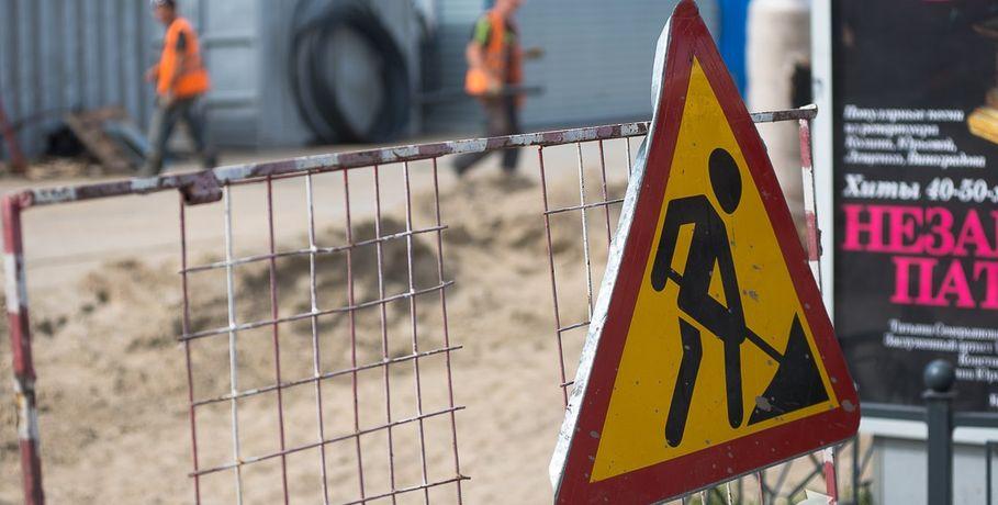 Перекрытие улицы Ленина продлится до 2-ой половины сентября