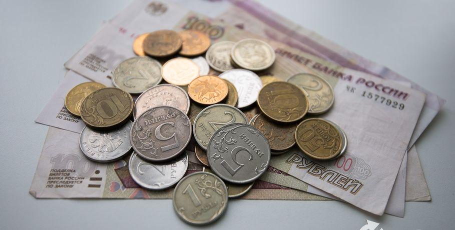 Доходы омского бюджета упали на7,4%