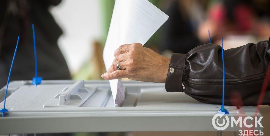 «Единая Россия» забрала 26 мандатов вОмском горсовете