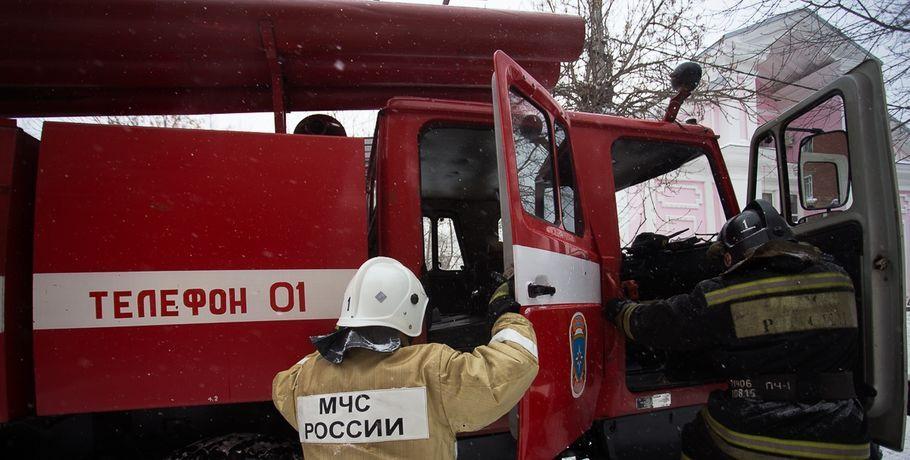 Горизбирком вОмске эвакуировали из-за сообщения обомбе