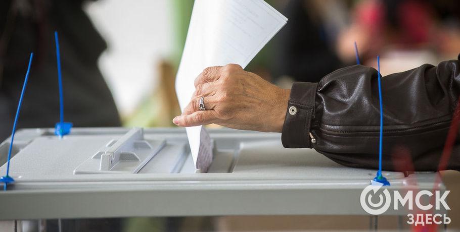 Омский избирком из-за технической ошибки пересмотрит результаты выборов наодном участке